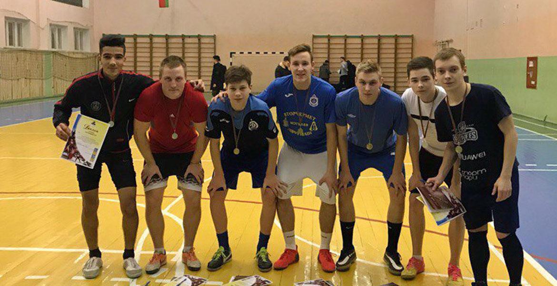 Соревнования по мини-футболу на первенство МГУ имени А.А.Кулешова