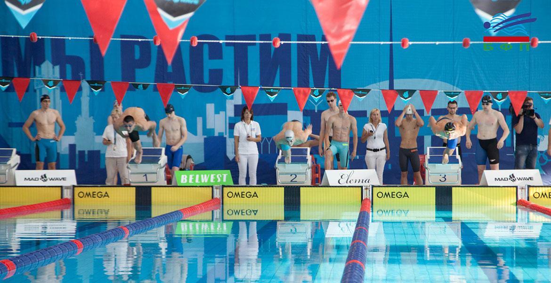 Открытый Чемпионат Беларуси по плаванию